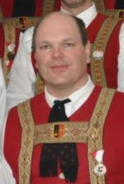 Obmann Peter Binggl